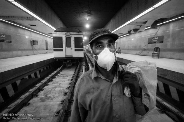 راه اندازی خط 3 مترو تهران