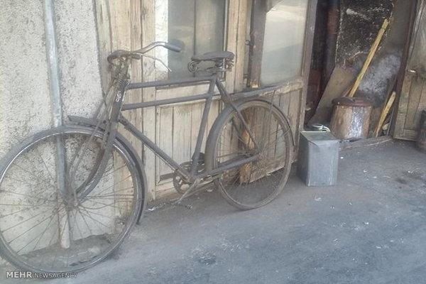 دوچرخه زنجان