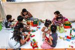 نقش اسباببازی در رشد و سلامت کودکان بررسی میشود