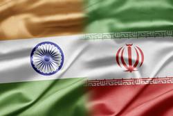پرچم ایران و هند