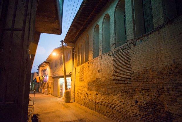 تخریب آثار تاریخی گلستان