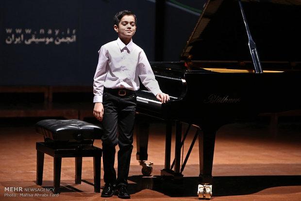 نهمین جشنواره موسیقی جوان