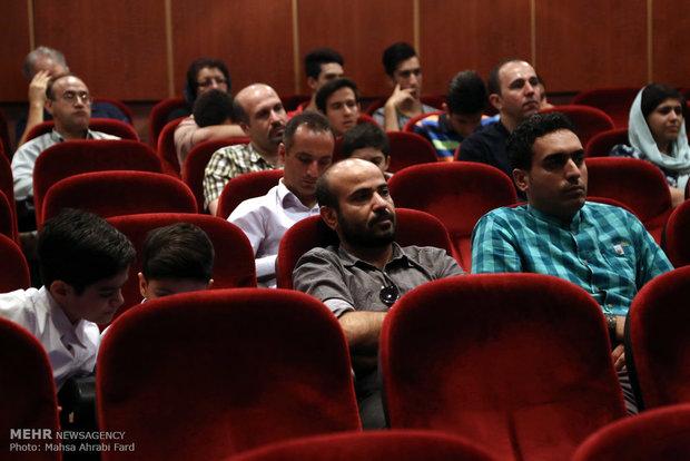 سعید چنگیزیان در نهمین جشنواره موسیقی جوان