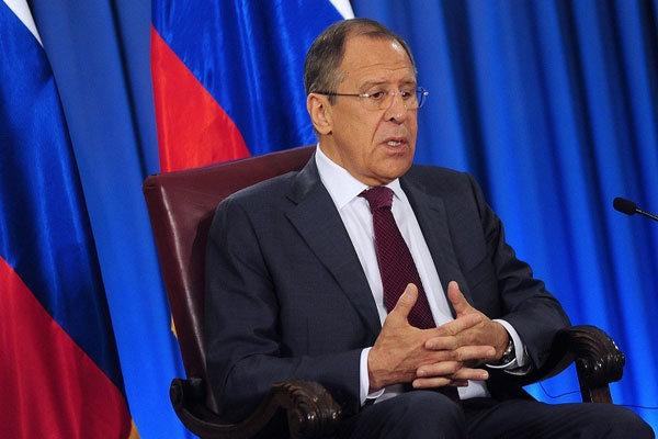 لافروف: يستحيل إيجاد حل سلمي في سوريا بدون الأسد