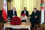 سفر محمدجواد ظریف وزیر خارجه کشورمان به الجزایر