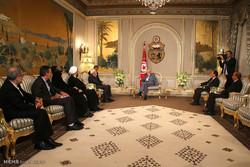 سفر وزیر امورخانه به تونس