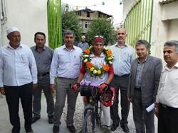 Green cyclist tours to raise awareness on Caspian seals
