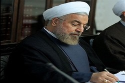 Rouhani offers condolences to Erdogan over terror attacks