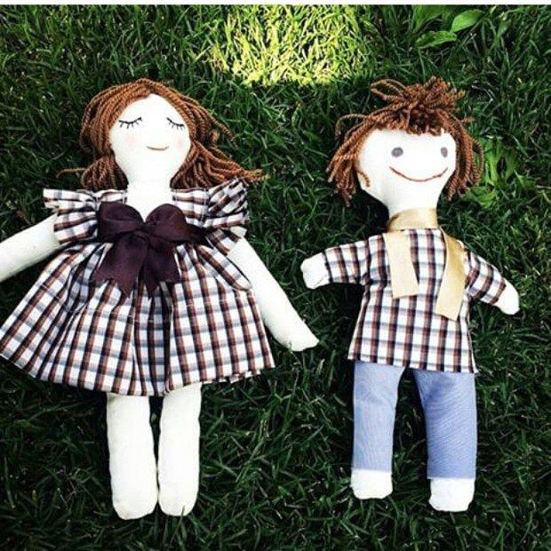 Silent Dolls to meet Palestinian, Syrian kids