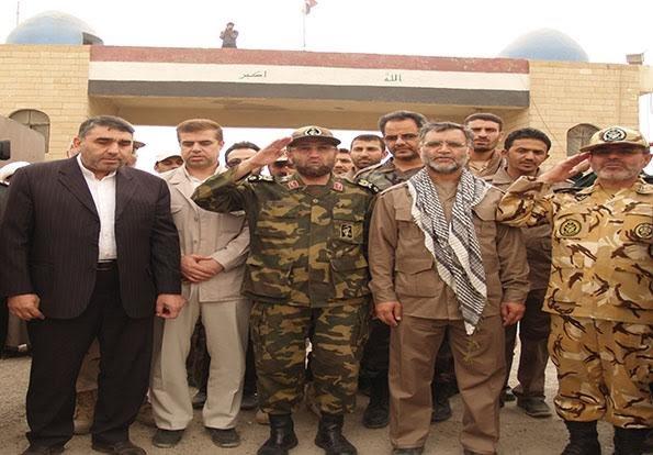 تشییع شهدا در خرمشهر