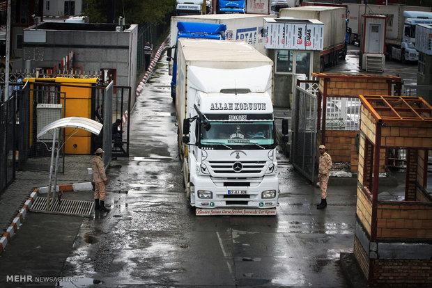 Türkiye'nin İran'a açılan Kapıköy Sınır Kapısı 24 saat çalışacak