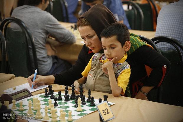 مسابقات  المپیاد شطرنج کشور در همدان