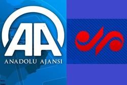 Anadolu Ajansı heyeti MHA'yı ziyaret etti