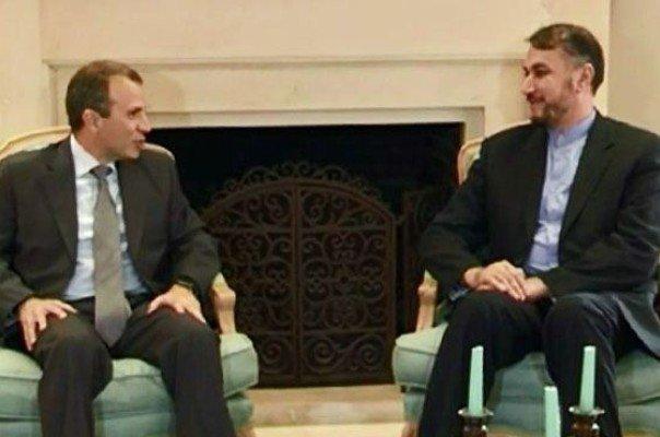 ايران مستعدة لتقديم الدعم الاقتصادي والامني للبنان