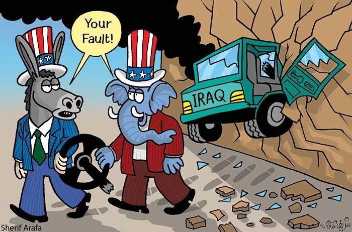 Amerika'nın Irak serüveni