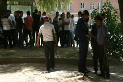 حملات افراد مسلح به مراکز دولتی در تاجیکستان