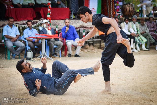 عکس/ پنجمین دوره جشنواره ملی یل تیر تندر
