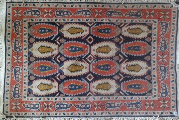 طرح فرش اردبیل