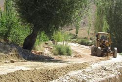 سمنان - جاده روستایی - راه سازی