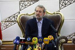 بازگشت علی لاریجانی رئیس مجلس از سفر نیویورک