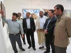 Urmiye'de 'Hz. Ali (a.s) Türbesi' adlı sergi açıldı