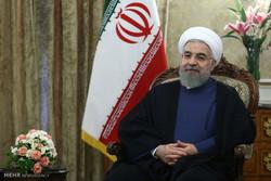 ايران تؤيد حق الشعوب لتقرير مصيرها