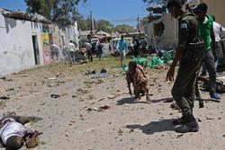 افزایش تلفات حملات انتحاری در سومالی به ۲۰ کشته و ۴۰ زخمی