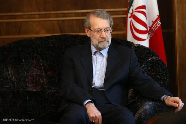 ایرانی اسپیکر کے نام تین ممالک کے پارلیمانی اسپیکروں کے پیغام
