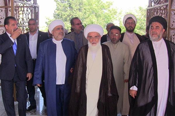 Azerbaycan dini liderinden Ayetullah Hamanei'ye Karabağ teşekkürü