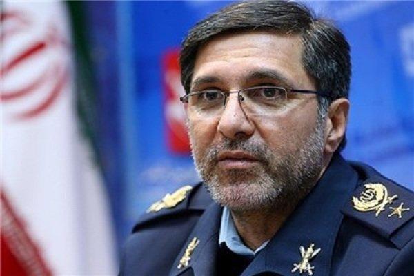 İran Ordusu Hava Kuvvetleri büyük bir güce sahip