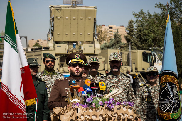 Enemies thirsty for Iran's military info: Cmdr.
