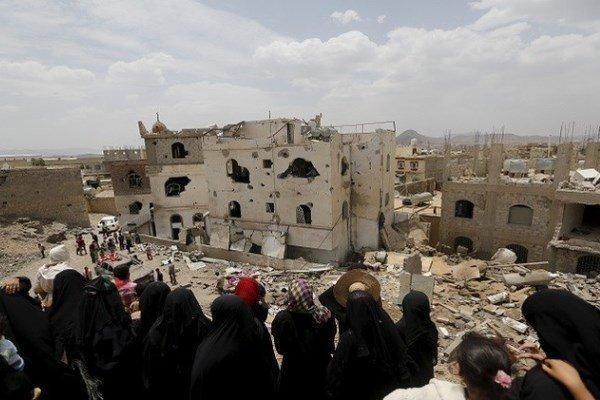 شهداء بينهم اطفال في غارات سعودية على صنعاء ومناطق يمنية أخرى