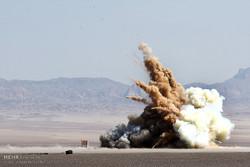 جنگنده های «فانتوم» و «سوخو۲۴» اهداف زمینی را منهدم کردند