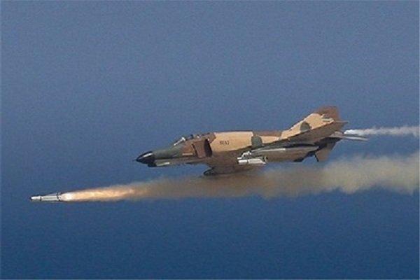 آزمایش موفقیتآمیز بمبهای هوشمند در رزمایش ارتش