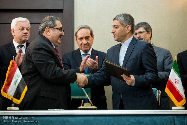 İran ile Irak arasında 3 stratejik anlaşma imzalandı