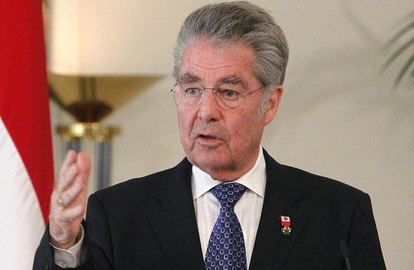 رئيس جمهورية النمسا يصل طهران عصر اليوم الاثنين