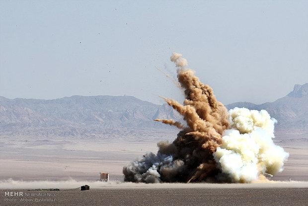 Muharrem askeri tatbikatı devam ediyor
