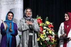 کتایون ریاحی در جشنواره «ياس» تقدیر میشود