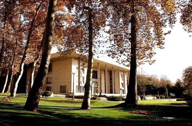 موزه کتابخانه اختصاصی نیاوران ۳ روز تعطیل است