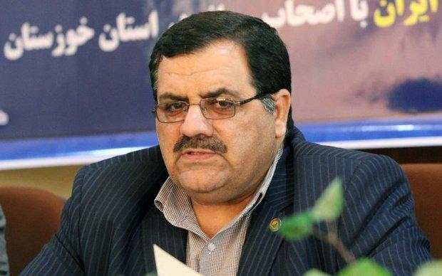 زیرساختهای الکترونیکی پست باید در همه شهرهای خوزستان توسعه یابد