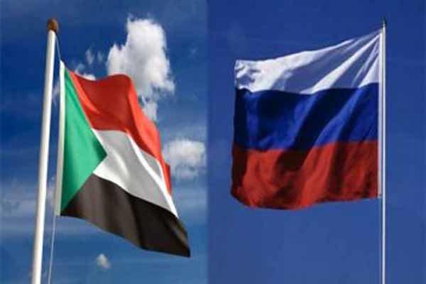روسیه سودان