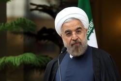 روحاني : نقف الى جانب اللبنانيين في محاربة الارهاب