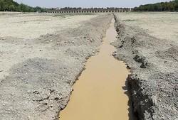 سوء مدیریت تعمدی در رهاسازی آب/ زایندهرود را با حفر چاه جذبی میدزدند