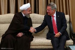متحدث باسم الرئيس النمساوي : فيشر مصر على عقد لقاء مبكر مع روحاني