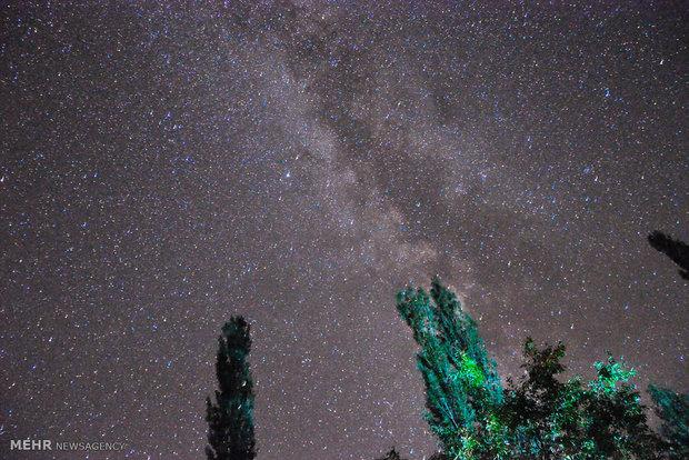 طبیعت روستای سگزآباد استان قزوین