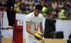 والیبال - مجتبی میرزاجانپور