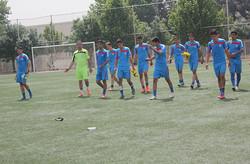 اعلام زمان دیدارهای تیم فوتبال نوجوانان در انتخابی قهرمانی آسیا