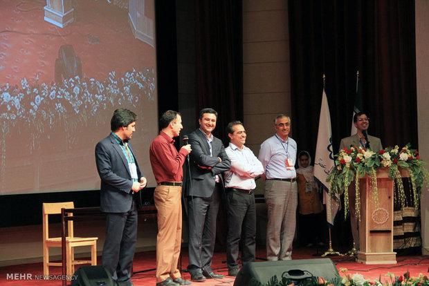 اختتامیه چهاردهمین کنگره علوم خاک ایران در رفسنجان