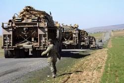 بغداد ورود نیروهای ترکیه به شمال عراق را محکوم کرد