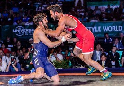Iranian wins World freestyle wrestling bronze